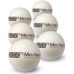Lot de miniballons de handball Volley®