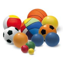 Lot de balles en mousse PU Sport-Thieme® «Maxi»