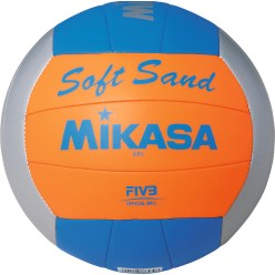 Ballon de beach-volley Mikasa « Soft Sand »