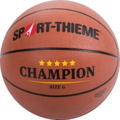 "Sport-Thieme Trainings-Basketball ""Champion"" Grösse 6"