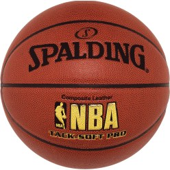 Ballon de basket Spalding® Official NBA « Tacksoft Pro »