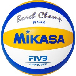 Ballon de beach-volley Mikasa Beach Champ VLS300 DVV