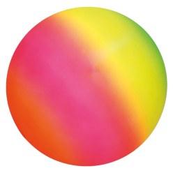 Ballon arc-en-ciel fluo Togu®