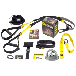 TRX® Suspension Trainer Pro + TRX® X Mount Wand/Deckenbefestigung