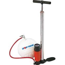 Pompe avec réservoir et manomètre