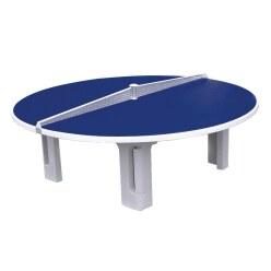 Sport-Thieme Table de tennis de table en béton polymère « Rondo »