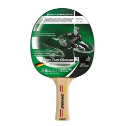 Raquette de tennis de table Donic® Schildkröt « Team Germany 400 »