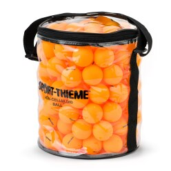 Lot de balles de tennis de table Sport-Thieme® avec sac