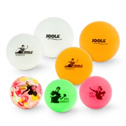 Set de balles de tennis de table Joola