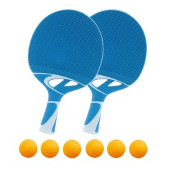 Kit de raquettes de tennis de table Cornilleau® « Tacteo 30 »