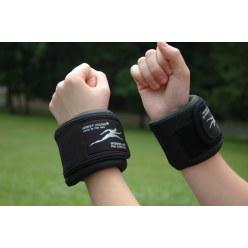 Ironwear® Kunstleder Hand- und Fussgelenkmanschetten
