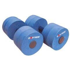 Sport-Thieme Haltères d'aqua-jogging « Sportime » Junior L: env. 28 cm, ø 9 cm