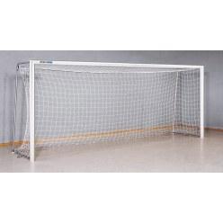 Hallenfussballtor 5x2 m Quadratprofil 80x80 mm