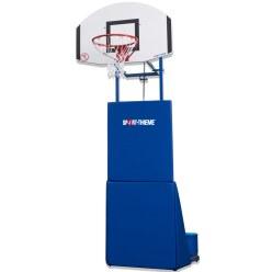 But de street basketball Sport-Thieme® « Vario »