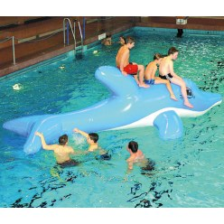 "Airkraft® Wasserspielgerät ""Delphin"""