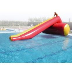 Airkraft Wasserrutschbahn