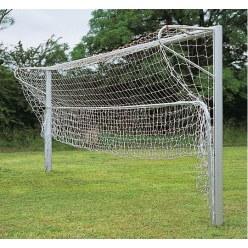 Hochklappbarer Alu-Bodenrahmen, für Jugendfussballtore 5x2 m