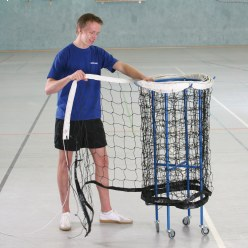 Sport-Thieme® Netzaufwickelwagen