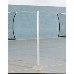 Sport-Thieme® Stützpfosten mit Tellerfuß