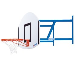 "Sport-Thieme® Basketball-Wandanlage  ""Indoor"""