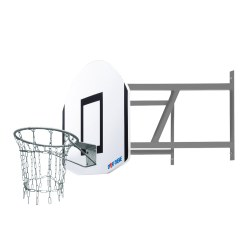 Kit de basket mural Sport-Thieme® « Outdoor »