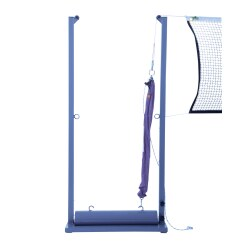 Sport-Thieme Poteaux de badminton avec lest