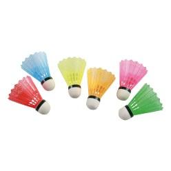Victor Volants de badminton avec jupe de couleur