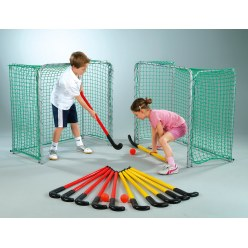 "Sport-Thieme Hockey-Set ""School"" mit Toren"