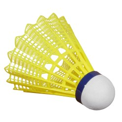 "VICTOR Badmintonbälle ""Shuttle 2000"" Blau, mittel, Weiss"