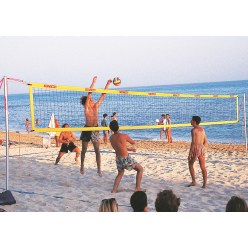 "SunVolley® Beachvolleyball-Netz ""Standard"""