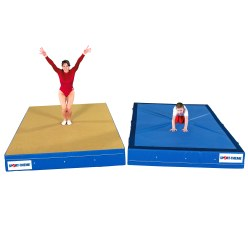 Sport-Thieme Tapis juxtaposable réversible