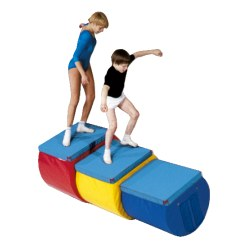 Reivo Kit de blocs ronds Vario « Petit »