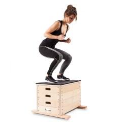 Plinth d'entraînement de la détente Sport-Thieme®