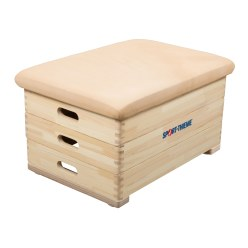 Plinth Sport-Thieme « Original » 3 caissons
