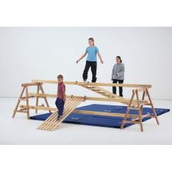 Sport-Thieme® Schwebebalken  für Lüneburger Stegel