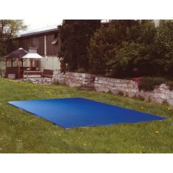 Protection pour trampoline enterré Eurotramp