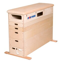 Sport-Thieme Plinth « Multiplex » 6 caissons