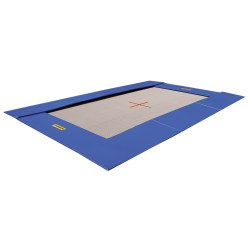 Eurotramp® Bodentrampolin Therapie