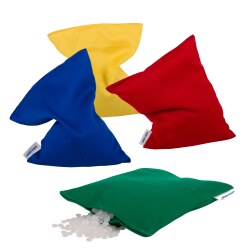 Lot de 4 sacs de fèves Sport-Thieme®