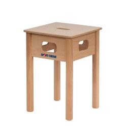 "Sport-Thieme® Gymnastikhocker ""Solid"" Höhe: 55 cm"