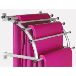 Console de suspension Sport-Thieme® pour nattes de gymnastique