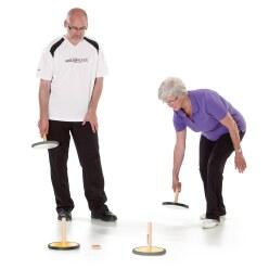 Pedalo Curling