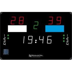 """Stramatel® Wasserball-Anzeigetafel """"452 PS 900"""""""