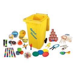 Sport-Thieme Container de jeu « Cours de récré »