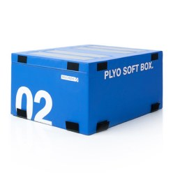Plyo Soft Box Escape®  Niveau 2, 45 cm