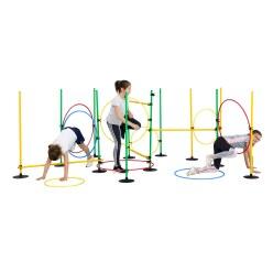 """Sport-Thieme® Spielparcours-Set """"Kindergarten"""""""