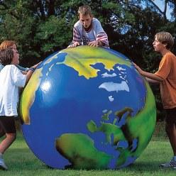 Ballon globe terrestre Togu®