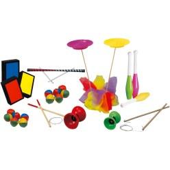 Lot d'initiation au jonglage