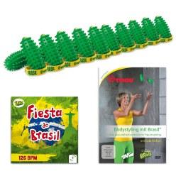 Kit d'haltères Togu Brasil spécial club