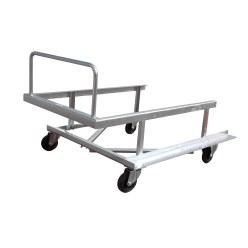 Chariot de transport Polanik® pour haies d'entraînement